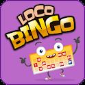 Loco Bingo: Bet gold! Mega chat & USA VIP lottery icon