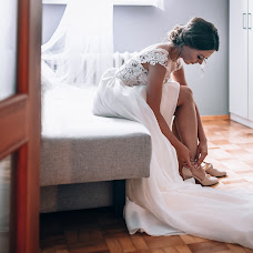 Wedding photographer Łukasz Potoczek (zapisanekadry). Photo of 28.09.2018