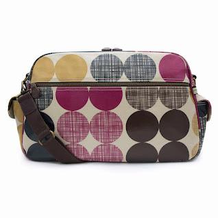 Tadeshi Baby Changing Bag