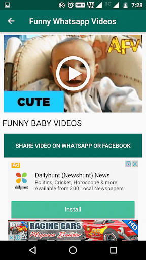About Funny Videos For Whatsapp Free