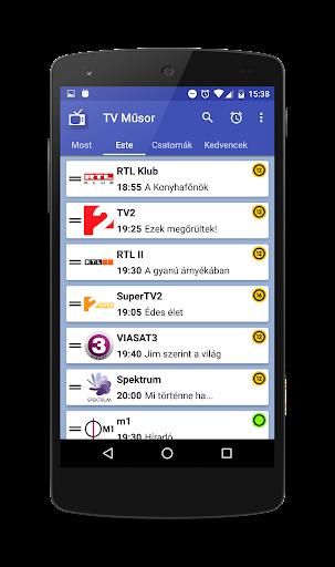 Tv Mu0171sor 4.6 screenshots 2