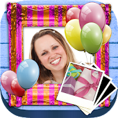 Photo frames for birthdays