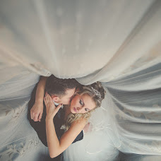 Wedding photographer Andrey Volovik (volandjoiandrey). Photo of 08.12.2013