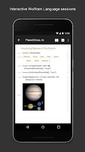 Wolfram Cloud Screenshot 3