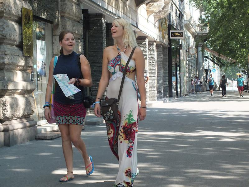 Le belle turiste di Giò Volpi