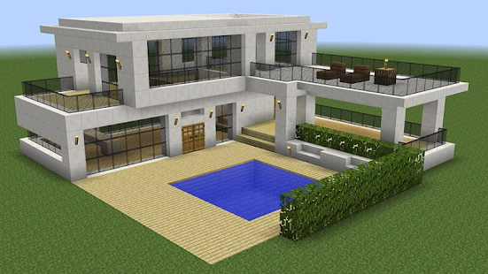 Modern houses for minecraft android apps on google play for Modern house roleplay