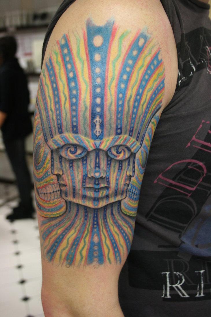 alex gray by tattooneos