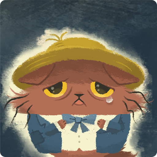 Cats Atelier: A Meow Match 3 Game & Cute kittens Icon