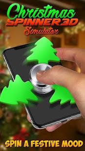 Christmas Spinner 3D Simulator - náhled