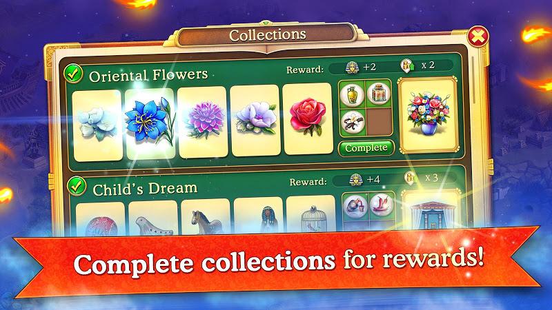 Cradle of Empires Match-3 Game Screenshot 13