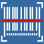 Barcode reader and QR code scanner app icon