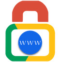 PassBrow: Browser Password/Site Blocking Icon