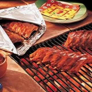 Baby Back Barbecue Ribs Recipe