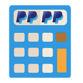 Paypal Fee Calculator (free)