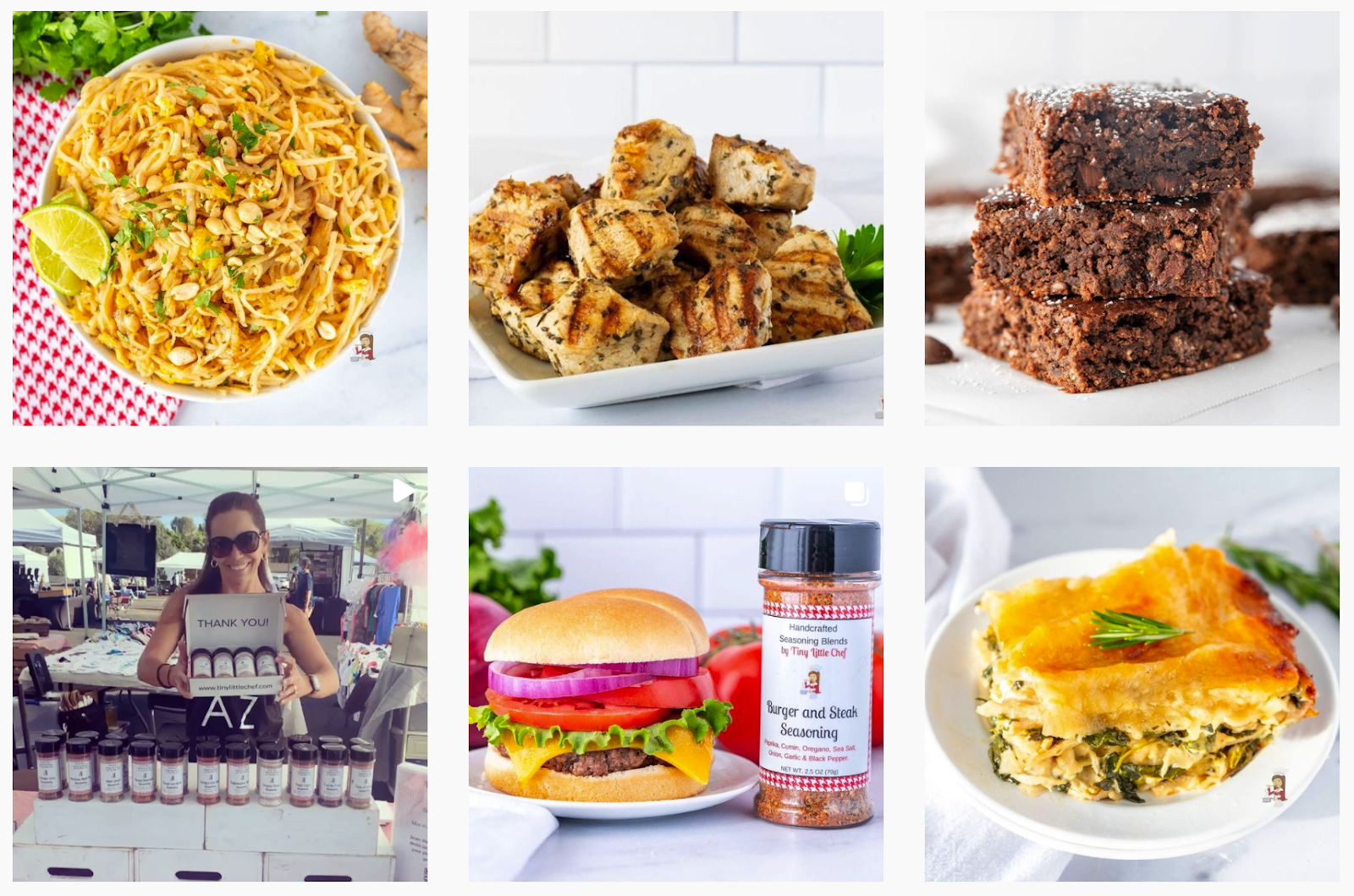 Tiny Little Chef   Food Brands Featured on Afluencer