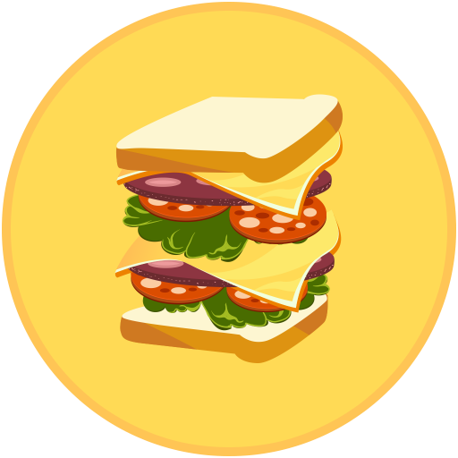 샌드위치 요리법 무료 遊戲 App LOGO-APP開箱王