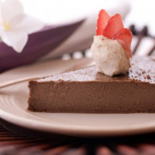 Alton Brown's Moo-Less Chocolate Pie