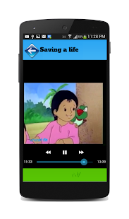 Meena Kids Cartoon screenshot