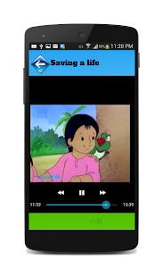 Meena Kids Cartoon screenshot