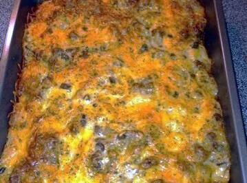 Breakfast Hotdish Recipe