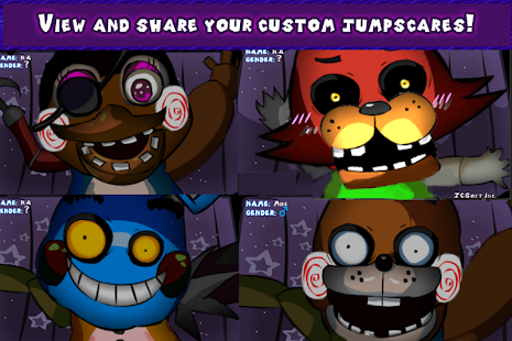 Animatronic Jumpscare Factory- screenshot thumbnail