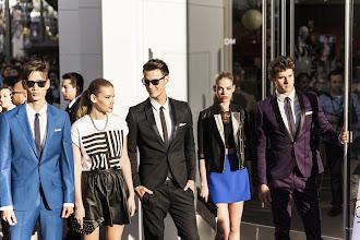 Photo: The gorgeous models at our Topshop LA opening.  Shop LA Style > http://bit.ly/XbGtM6