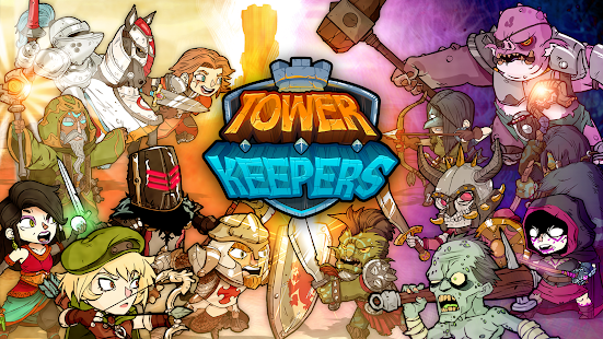 Tower Keepers- screenshot thumbnail