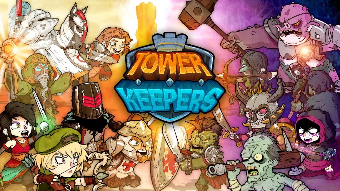 #15. Tower Keepers (Android)