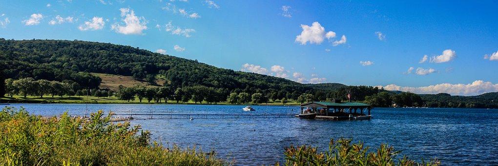 Otsego Lake, Cooperstown, New York, Adventure, Tour