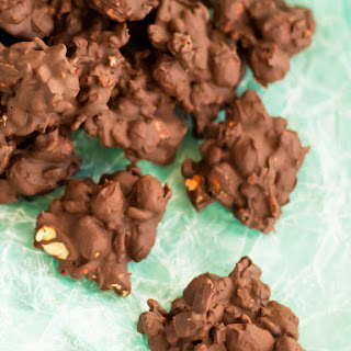 Chocolate Rice Krispie Clusters Recipes.