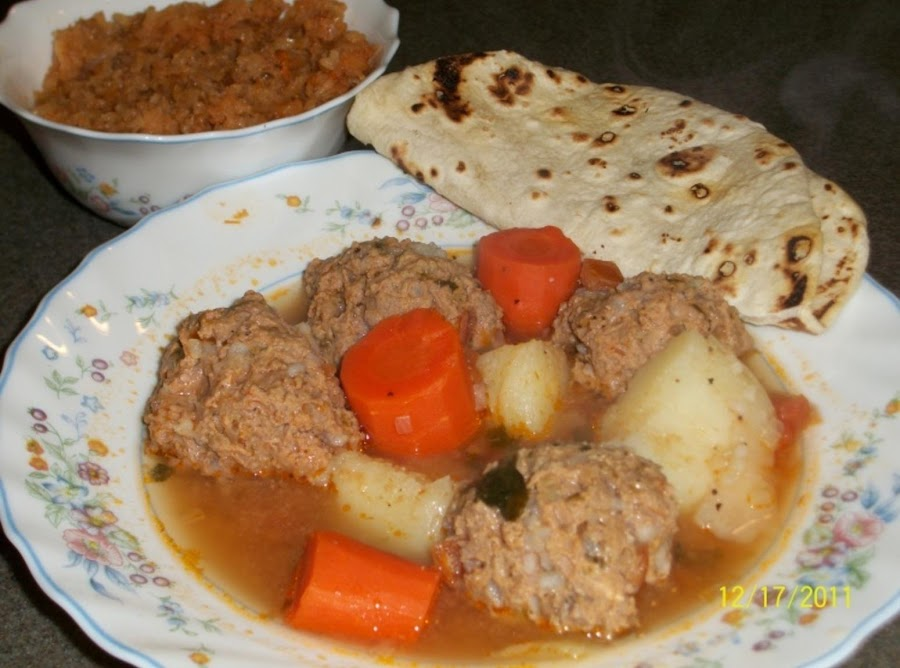 Albondigas Mexican Meatball Soup Recipe Just A Pinch Recipes