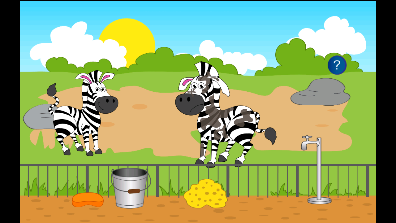trip to the zoo for kids pro screenshot - Picture For Kids