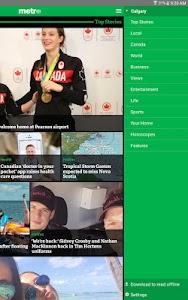 Metro News Canada screenshot 8