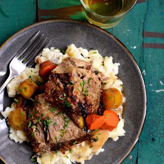 Cider Braised Pork Shoulder Recipe