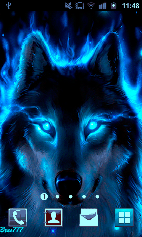 Wolf live wallpaper android apps auf google play wolf live wallpaper screenshot voltagebd Gallery
