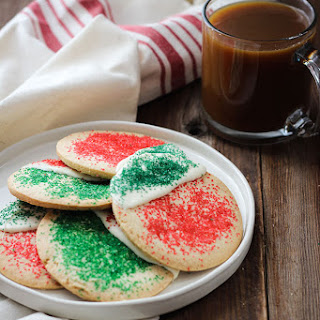 Gluten Free Christmas Sugar Cookies.