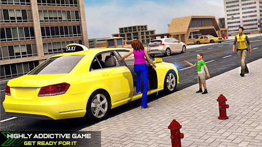 New Taxi Simulator u2013 3D Car Simulator Games 2020 android2mod screenshots 12