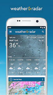 Weather & Radar USA Pro – Storm alerts MOD APK 2021.19.1 (Paid) 1