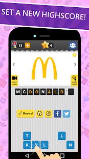Logo Game: Guess Brand Quiz for PC-Windows 7,8,10 and Mac apk screenshot 21