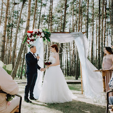 Wedding photographer Andrey Panfilov (alcaida). Photo of 09.07.2018