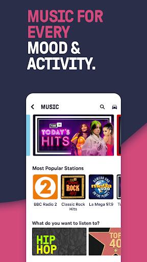 TuneIn Radio: Live News, Sports & Music Stations screenshot 5