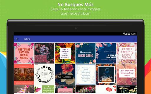 Muy Buenas Noches con Flores 1.0 screenshots 11