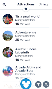 Disneyland® Paris- screenshot thumbnail