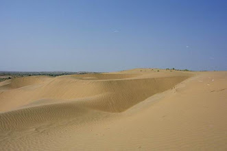 Photo: Désert de Marwar au Rajasthan