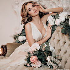 Wedding photographer Anna Kiseleva (Temperance). Photo of 19.04.2017