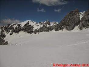 Photo: IMG_8852 la prossima meta, Cima della Miniera, ma pare ci sia un muro di roccia