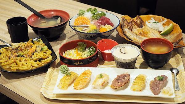 米那桑食堂│新開幕!雄工對面平價美味又新鮮的日本料理、壽司、丼飯、烏龍麵(附菜單)