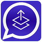 Exporter For WhatsApp-Print,Backup,export to PDF icon