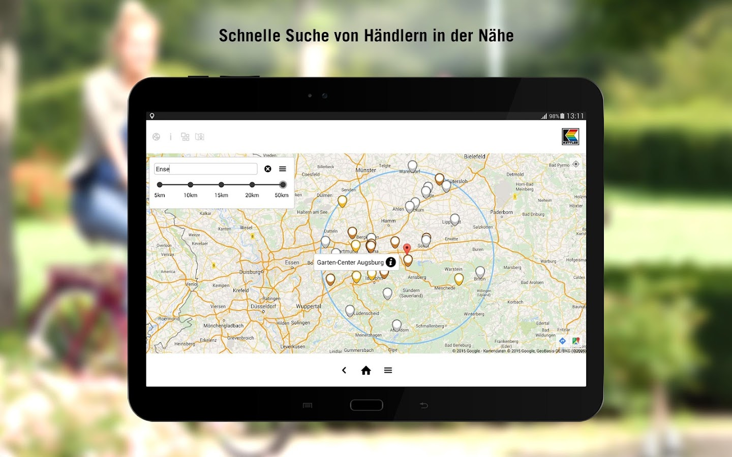 KETTLER – Android-Apps auf Google Play