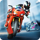 Furious City Motorcycle Racing